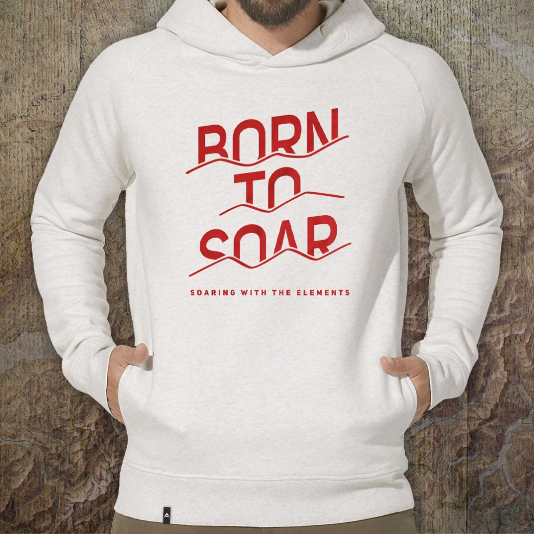 Born to soar Hoodie