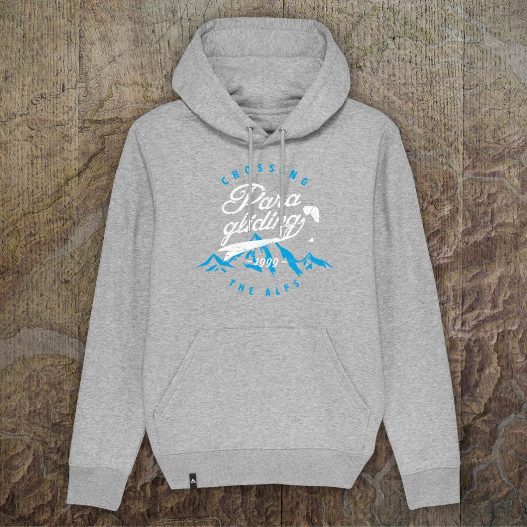 Crossing the Alps Hoodie