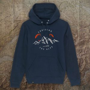 Cruising the Alps Hoodie